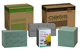 Oasis Floral Foam Blocks and Bricks