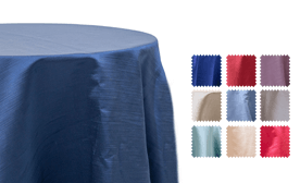 Royal Slub Tablecloths