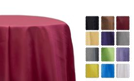 Taffeta Tablecloths