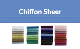 Chiffon Sheer