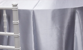 Deco Satin Tablecloths