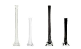 Eiffel Tower Vases