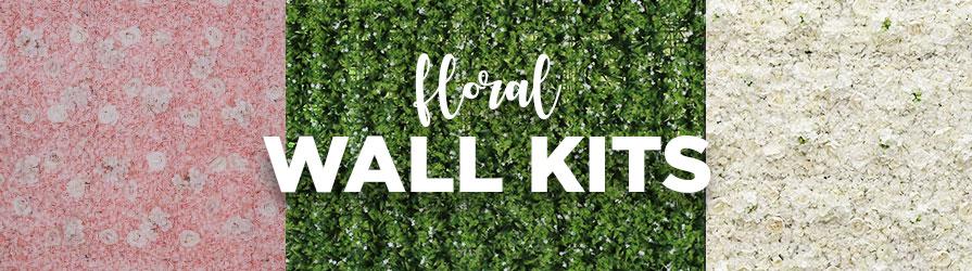 Floral Wall Kits