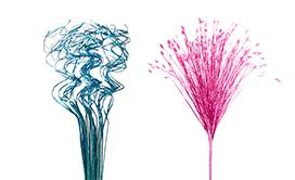 Beaded & Acrylic Branches