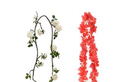 Floral & Greenery Garlands