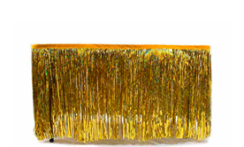 Fringe Table Skirts