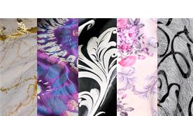 Jacquard Fabrics by YARD
