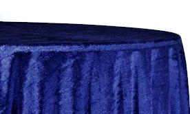 Lush Velvet Tablecloths