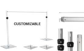 10-Panel Kits (70-120 Feet Wide)