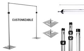 Versatop™ 2.0® 9-Panel Kits (63-108 Feet Wide)