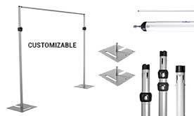 Versatop™ 2.0® Complete Pipe & Drape Kits