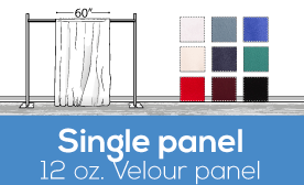 12oz Performance Velour Panels - 60
