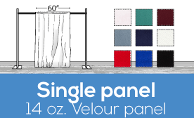 14oz Performance Velour Panels - 60