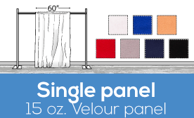 15oz Performance Velour Panels - 60