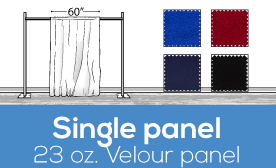 23oz Performance Velour Panels - 60