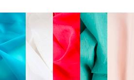 Sheer Fabrics by YARD