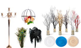 Tabletop Decor & Centerpieces