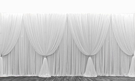 Premium Up and Over 3 Panel Backdrop
