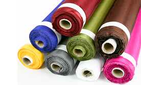Fabric by the Roll