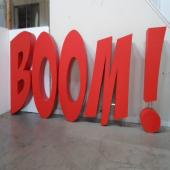 Medium - High Density Foam Letters - 26