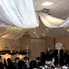 12-Panel 30ft Ceiling Draping Kit (62 Feet Wide)