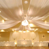 6-Panel 30ft Ceiling Draping Kit (62 Feet Wide)
