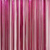 Cerise - Metallic Fringe Table Skirt - Many Size Options