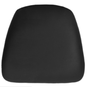 DecoStar™ Hard Black Vinyl Cushion for Resin EnvyChair™
