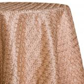 Champagne - Dream Catcher Designer Tablecloths by Eastern Mills - Many Size Options