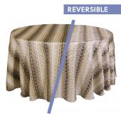 Champagne   Valentina Designer Tablecloths By Eastern Mills  Many Size  Options