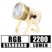 Cob Light - 80 Watt - Gold