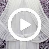Criss-Cross Backdrop - Instructional Video