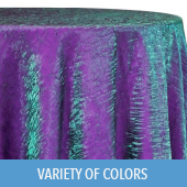 Crush Shimmer (Galaxy) - Premium Polyester Tablecloth