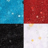 Disco Dot Glitter Tulle by Eastern Mills - MANY COLOR OPTIONS