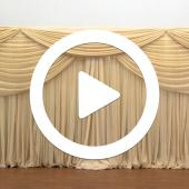 Deluxe Double Valance - Instructional Video