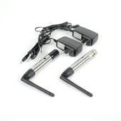 Wireless DMX Transmitter and Receiver Kit - GO WIRELESS!