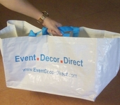 Event Decor Direct Fabric-Carrying / Utility Bag