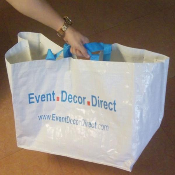 Event Decor Direct Fabric Carrying Utility Bag