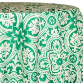 Emerald - Sophia Designer Tablecloths by Eastern Mills - Many Size Options