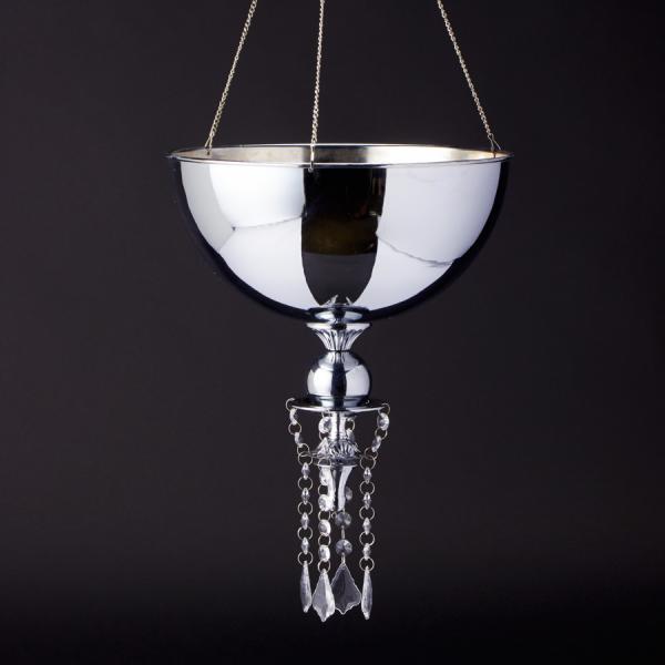 DecoStar: Parlor Lamp 17''- 4 Pieces