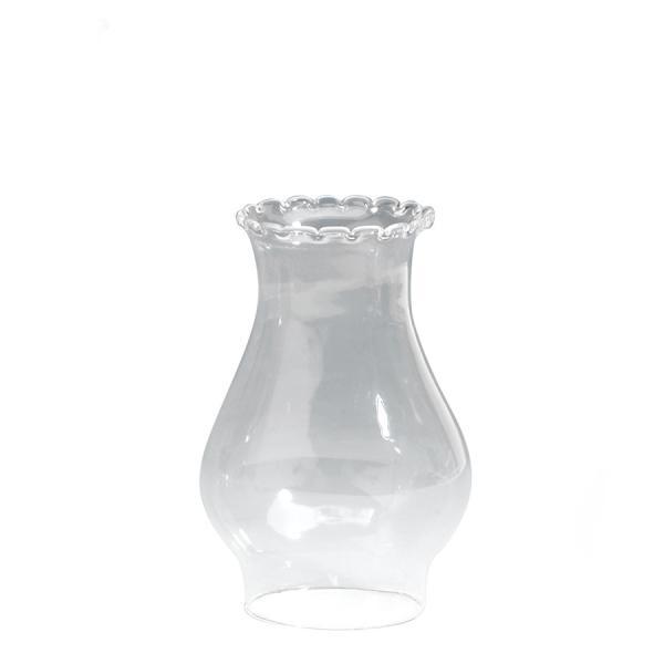 DecoStar: Glass Hurricane Lantern 5 ?''- 72 Pieces