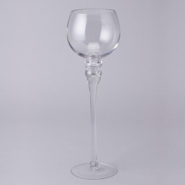 DecoStar: Stem Glass Vases 16'' - 12 Pieces