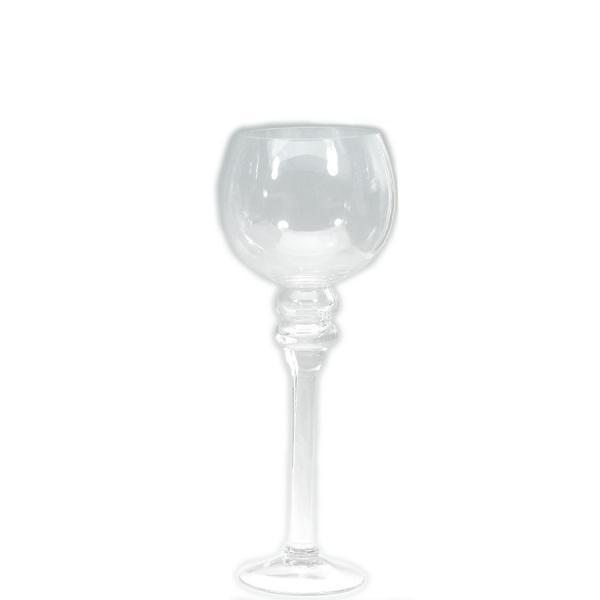 DecoStar: Stem Glass Vases 14'' - 12 Pieces