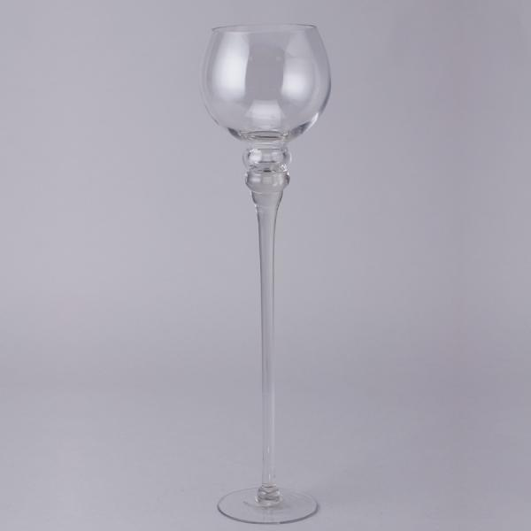 DecoStar: Glass Stem Vase 19?'' -?8 Pieces