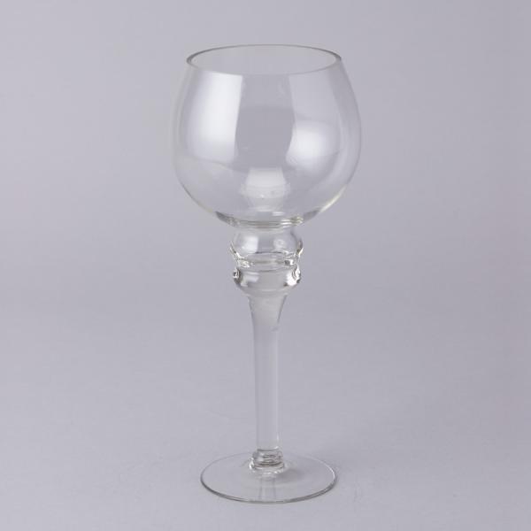 DecoStar: Glass Stem Vase 11?'' - 12 Pieces