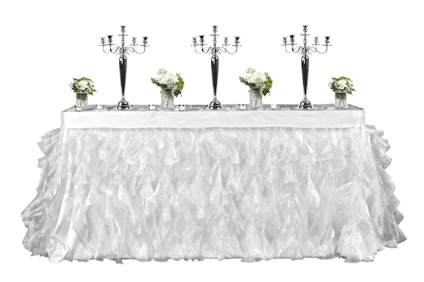 table Skirts Tutu hawaii Table Mesh linens Skirt  rental Skirts & Linens Table W Table Fancy   Home