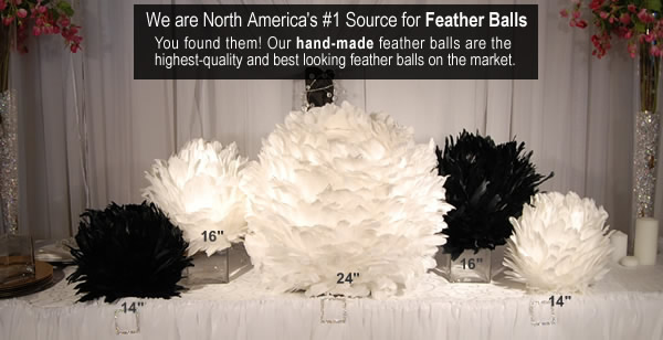 Feather Balls