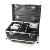 Recharging Flight Case for 5 in 1 Battery LED Light - 6 Piece