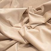 FR Champagne Casablanca Velvet Designer Drape by Eastern Mills  - Choose your Length - 57
