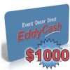 Event Decor Direct Gift Card - $1000.00